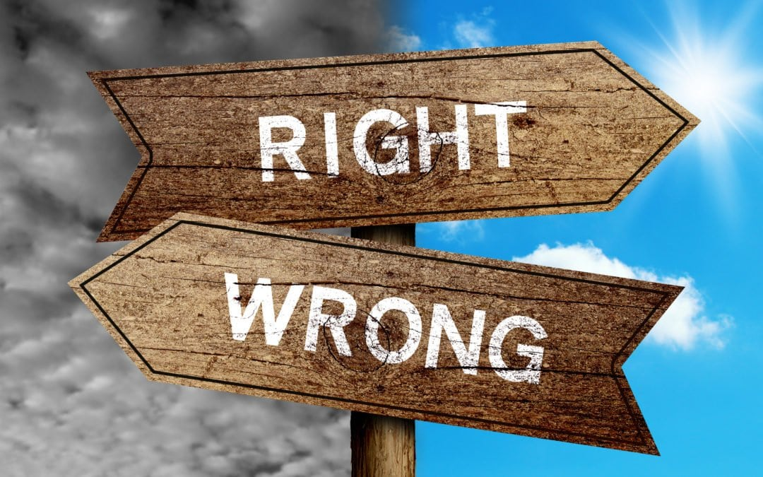 Why Righting a Wrong May Not Be the Best Option | Video